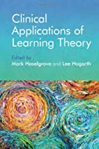 Clinical applications of learning theory by…