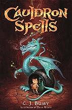 Frogspell Book 2: Cauldron Spells by C. J.…