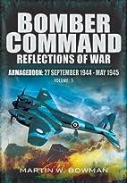 Bomber Command: Armageddon (27 September…