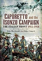 Caporetto and the Isonzo Campaign: The…
