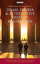Islam, Sharia and Alternative Dispute…