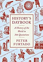 History's Daybook: A History of the…