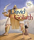 David and Goliath (My Bible Stories) by…
