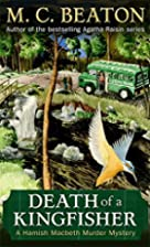Death of a Kingfisher by M. C. Beaton