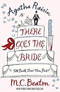 Agatha Raisin There Goes the Bride cover