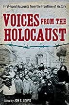 Voices from the Holocaust (Brief Histories)…
