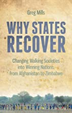 Why States Recover: Changing Walking…