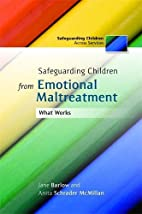 Safeguarding Children from Emotional…