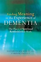 Finding Meaning in the Experience of…