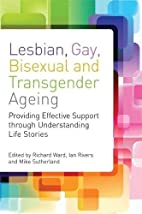 Lesbian, Gay, Bisexual and Transgender…