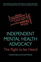 Independent Mental Health Advocacy - The…
