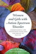 Women and Girls with Autism Spectrum…