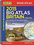 Philip's Big Road Atlas Britain and…