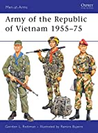 Army of the Republic of Vietnam 1955-75…