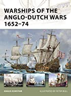 Warships of the Anglo-Dutch Wars 1652-74…