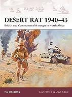 Desert Rat 1940-43: British Commonwealth…