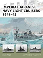 Imperial Japanese Navy Light Cruisers…