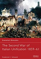 The Second War of Italian Unification…