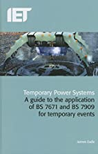 Temporary Power Systems : a Guide to the…