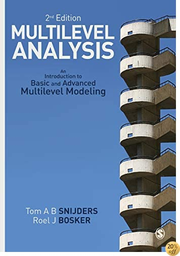 TMultilevel Analysis: An Introduction to Basic and Advanced Multilevel Modeling