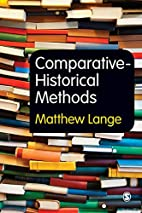 Comparative-Historical Methods by Matthew…