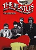 Beatles: Beatles Playalong Chord Songbk Later Yrs