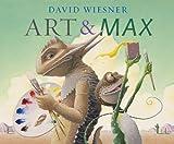 Wiesner, David: Art and Max