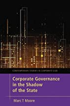 Corporate Governance in the Shadow of the…