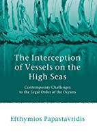 The Interception of Vessels on the High…