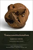 Transconstitutionalism (Hart Monographs in…