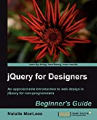 jQuery for Designers: Beginner's Guide by…