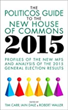 The Politicos Guide to the New House of…