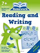 Help With Homework 7 : Reading and Writing…