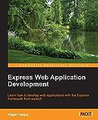 Express Web Application Development by Hage…