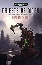 Priests of Mars by Graham McNeill