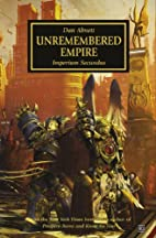 Unremembered Empire: A light in the darkness…