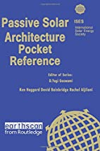 Passive Solar Architecture Pocket Reference…