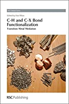C-H and C-X bond functionalization…