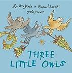Three Little Owls by Emanuele Luzzati