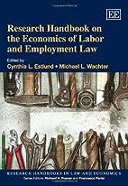 Research Handbook on the Economics of Labor…