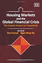 Housing Markets and the Global Financial…