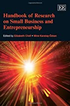 Handbook of Research on Small Business and…