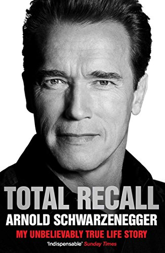 Cover of Total Recall by Arnold Schwarzenegger