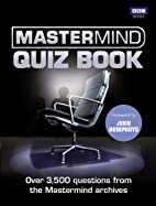 The Mastermind Quiz Book by Richard Morgale