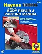 The Haynes Automotive Body Repair & Painting…