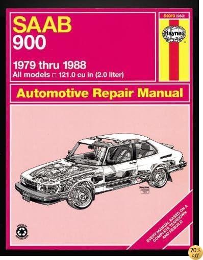 Saab 900 '79 Thru '88 (Haynes Manuals)