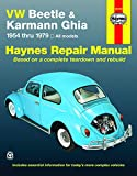 Stubblefield, Mike: Vw Beetle &amp; Karmann Ghia Automotive Repair Manual