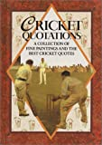 [???]: Cricket Quotations