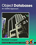 Object Databases: An ODMG Approach by…