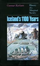 Iceland's 1100 Years: The History of a…